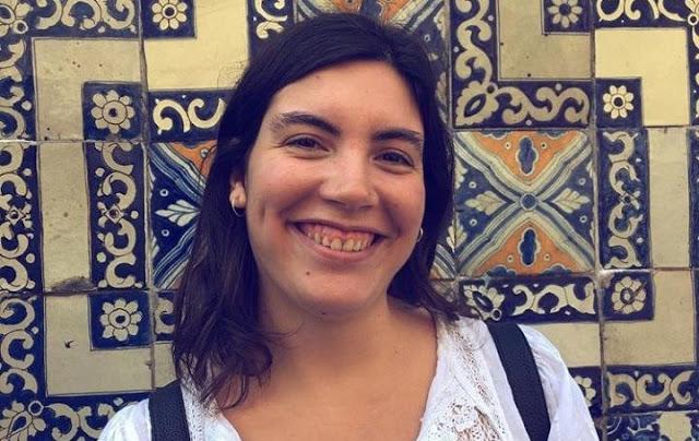 Delfina Arambillet.