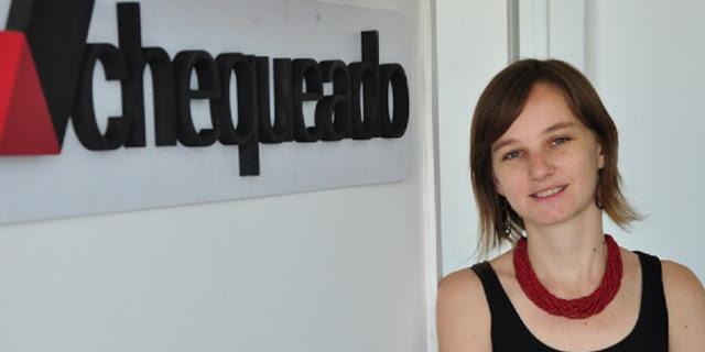 Olivia Sohr, de Chequeado.com