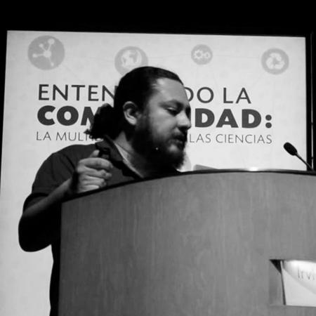 Irving Morales, de La Data Mx.