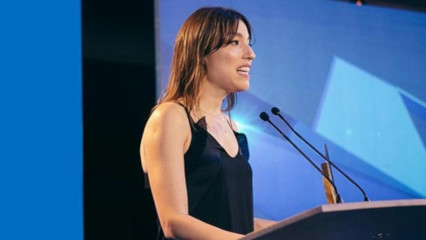 Maia Jastreblansky, sobre el periodismo de datos: «El trabajo en equipo es central»