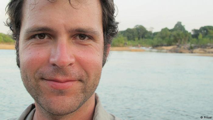 Gustavo Faleiros. Periodista y creador de Infoamazonia.org.