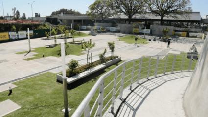 Los espacios verdes de la Ciudad, muy lejos de lo que necesitan los habitantes