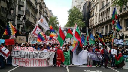 Mapuches: reclamos de una de las comunidades más grandes de Buenos Aires
