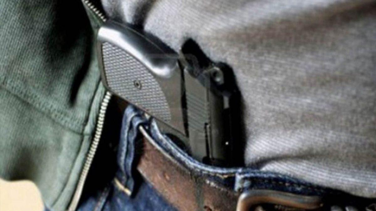 El 99% de las solicitudes de portación de armas las hacen los hombres.