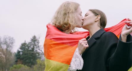 Sólo un tercio de los matrimonios igualitarios en la Ciudad de Buenos Aires estuvo integrado por mujeres.